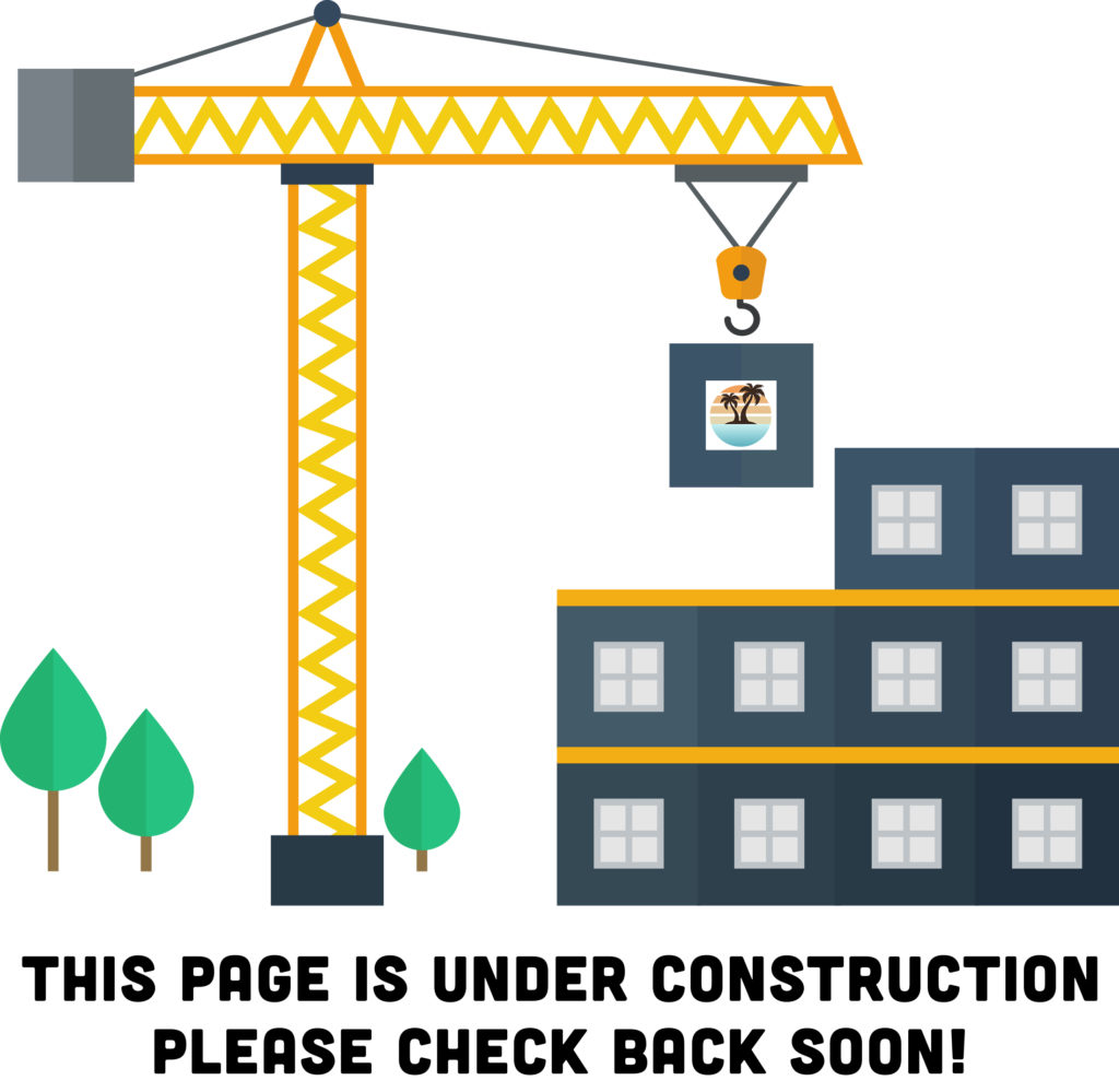 This page is under construction, check back soon.